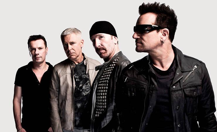 U2 hace unos retoques a su canción 'Pride (In The Name Of Love)'