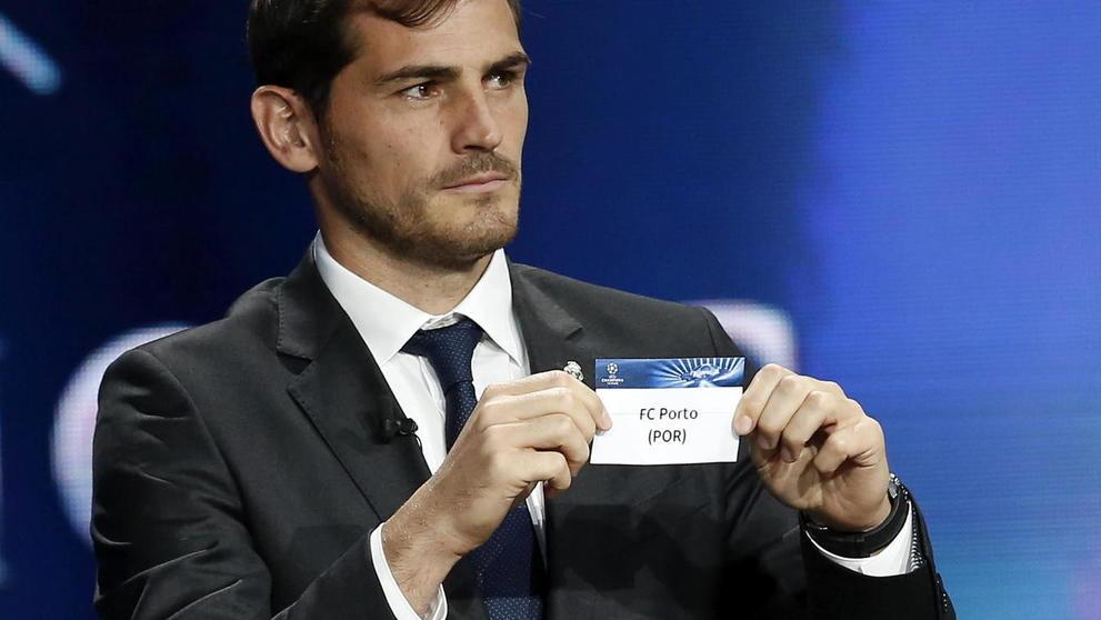 Casillas se va al Oporto