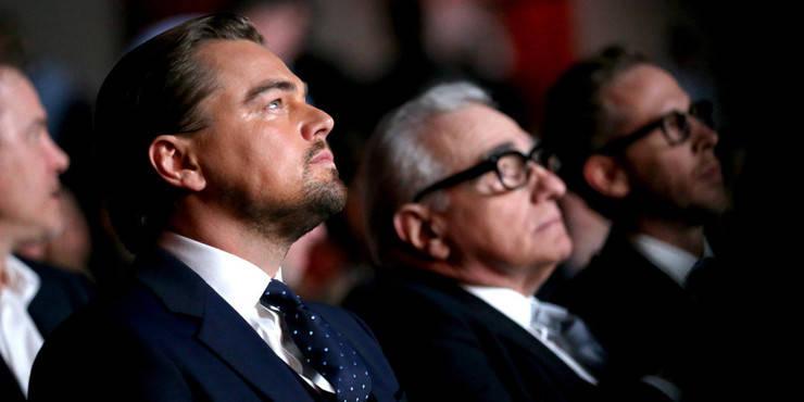 Leonardo DiCaprio y Martin Scorsese, la extraña pareja