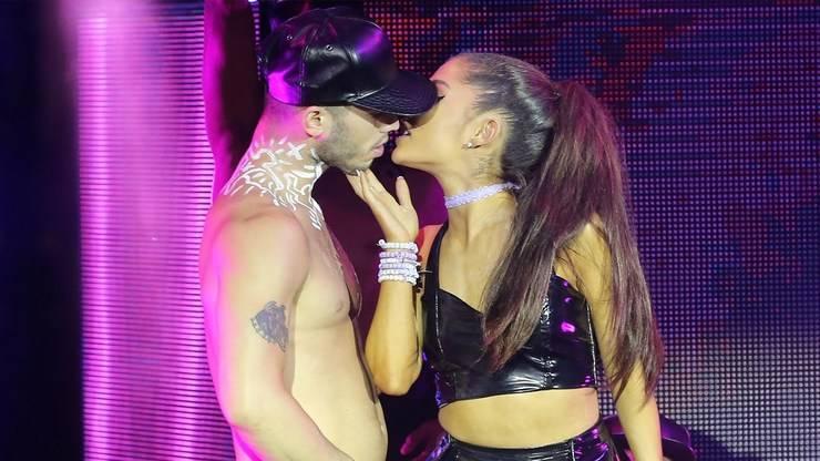 Ariana Grande tiene nuevo chico