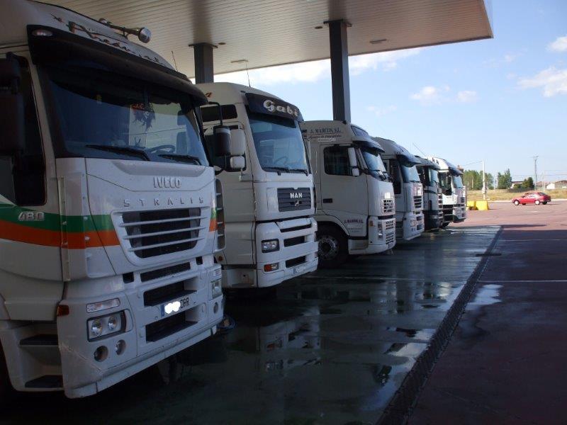 Francia tiene que indemnizar a los transportistas españoles