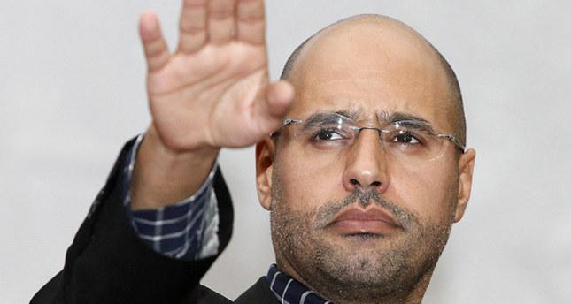 Condenan a muerte al hijo de Gaddafi