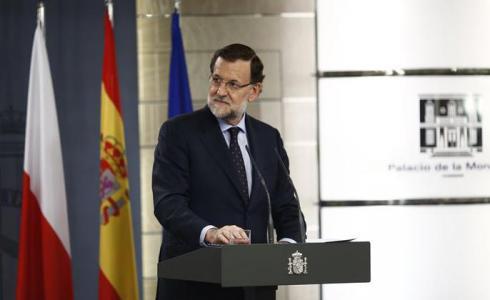 Rajoy pide a los suyos