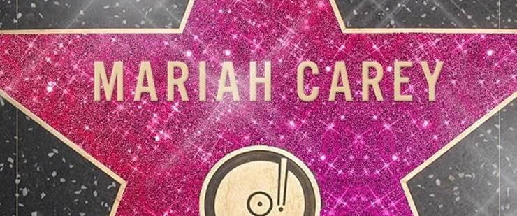 Mariah Carey brillará en el paseo de la fama