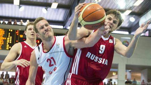 La FIBA suspende a la federación rusa