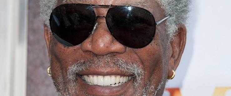 Nuevo proyecto para Morgan Freeman