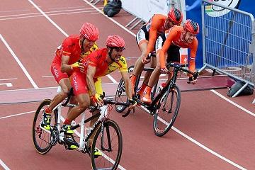 España logra seis medallas en el Campeonato del Mundo de Ciclismo en Ruta