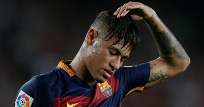 Neymar se pierde las Supercopas