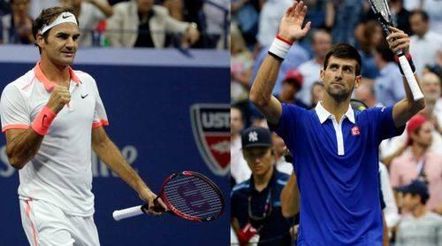 Novak contra Federer, la final del US Open promete espectáculo