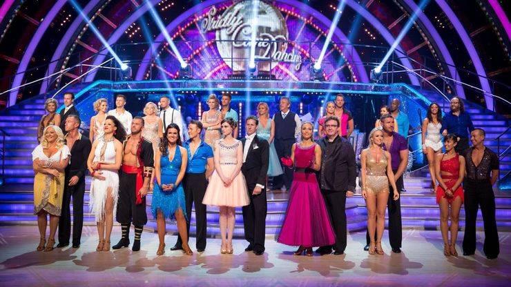 'Strictly Come Dancing', de la BBC, no acepta a gays