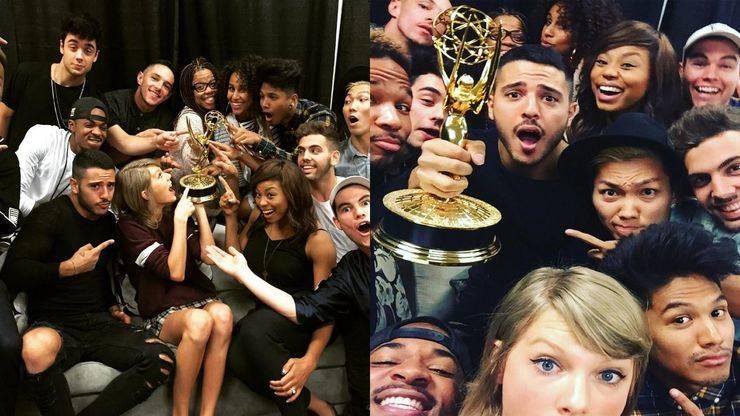 Primeros nombres ganadores de un Emmy