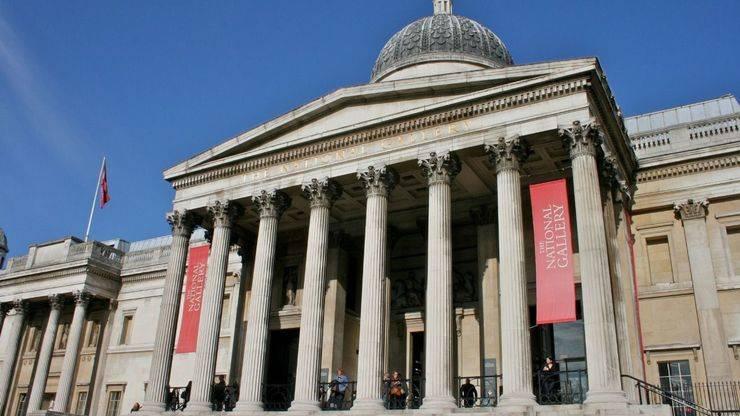 Goya, el retratista, llega a Londres