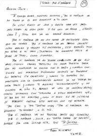 """""""Por si mañana"""", la carta de un enfermo de Alzheimer"""