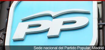 La Audiencia Nacional rechaza el recurso del PP en el