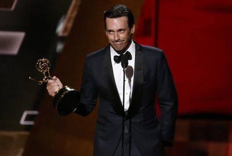 'Juego de Tronos' eclipsa la despedida de 'Mad Men' en los Premios Emmy