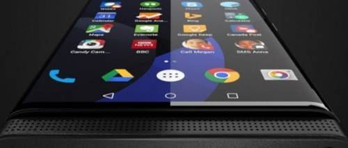 Blackberry se pasa a Android