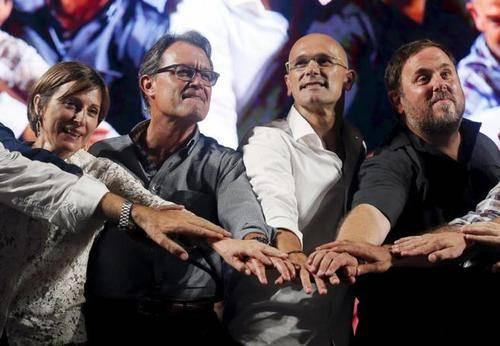 Artur Mas insiste en sus 'elecciones plebiscitarias'