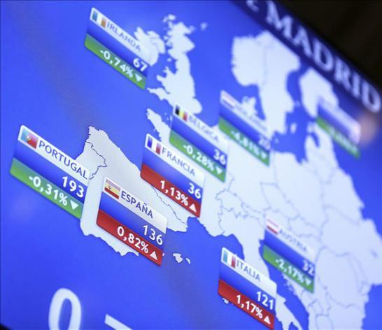 Sube el coste de financiación en España