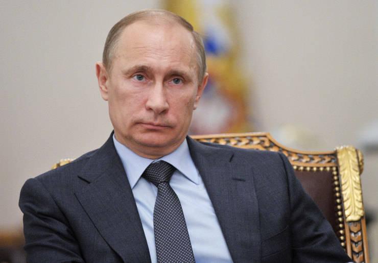 Putin declara que en su país hay igualdad en los derechos del colectivo LGTB