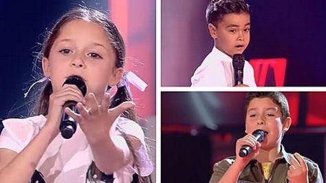'La Voz Kids' roza el 30% con el inicio de sus