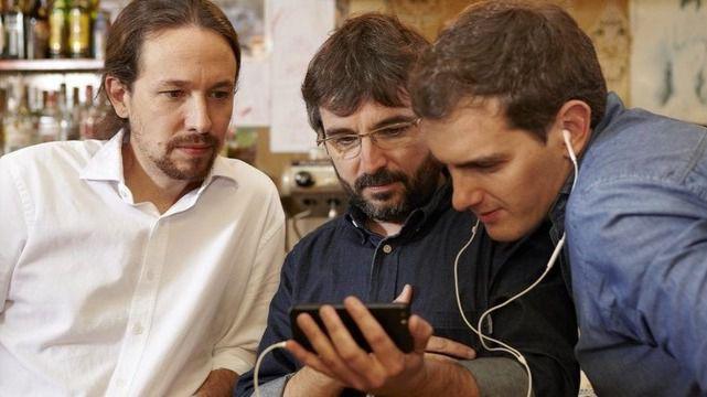 Rivera e Iglesias llevan a 'Salvados' a máximo histórico