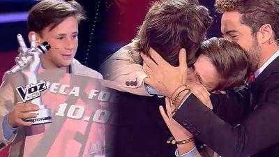 'La Voz Kids' se despide con récord y Rajoy se da el batacazo con Ana Blanco