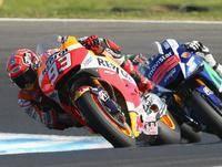 El Moto GP vuelve a ponerse interesante