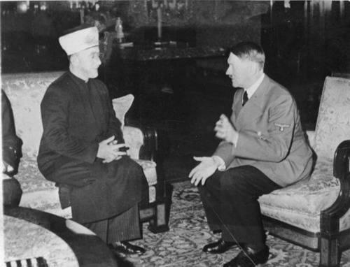 Netanyahu utiliza a Hitler para atacar a Palestina