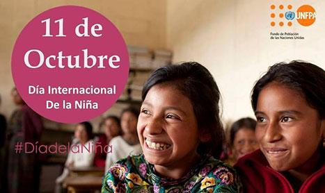 62 millones de niñas no van a la escuela