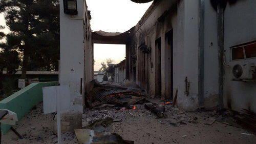 El ataque al hospital fue un 'crimen de guerra'