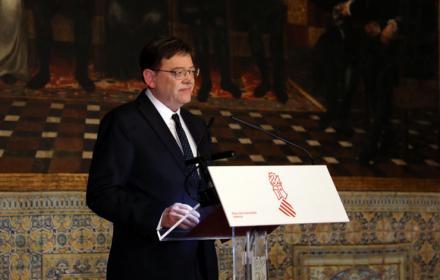 """Ximo Puig adelanta las elecciones para """"situar a la Comunitat Valenciana en el centro de la política española"""""""