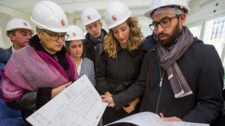 230.000 euros para mejorar el Centro de atención integral a personas con parálisis cerebral de Ávila