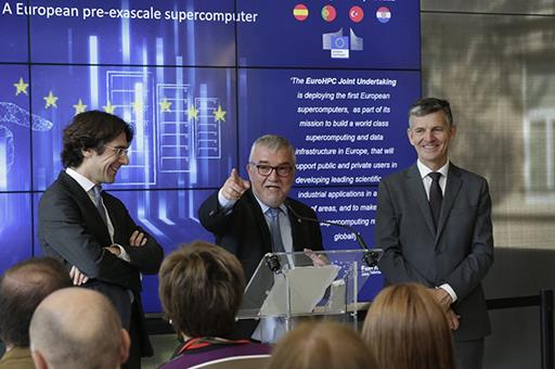 MareNostrum 5 incluirá una plataforma experimental para crear tecnologías de supercomputación 'made in Europe'