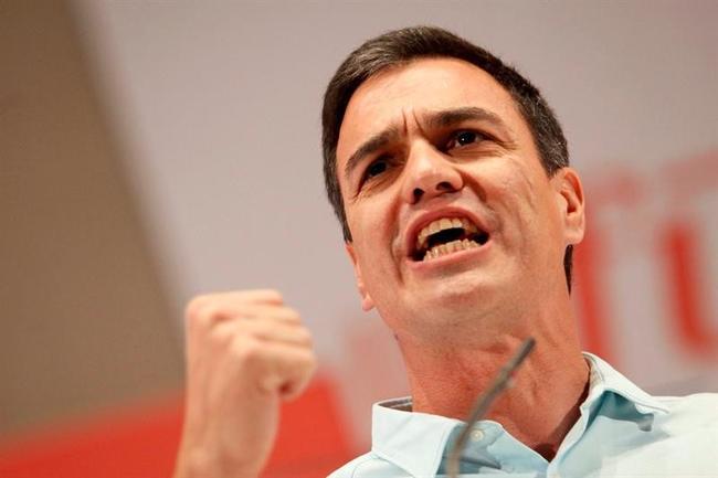 Pedro Sánchez no se resigna a ser segundo