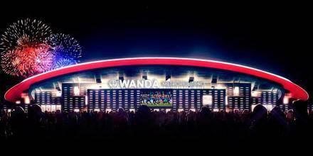 La Peineta será el Wanda Metropolitano