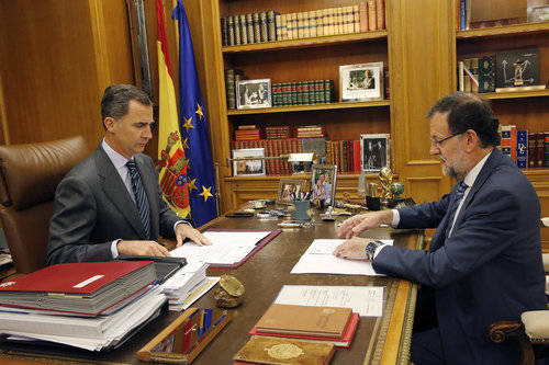 'Están quebrando España'