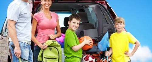 Las familias españolas realizan más de 4 viajes turísticos al año