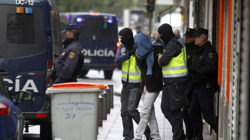 Nueva detención de un yihadista en España