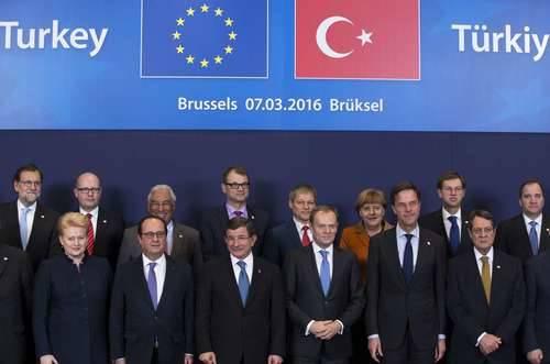 El acuerdo UE-Turquía es una chapuza, pero útil