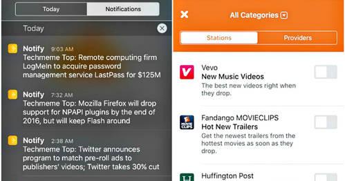 Facebook estrena nueva app de noticias