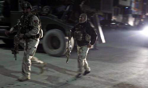 Nos han atacado por 'consolidar' la democracia afgana