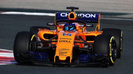 Fernando Alonso está encantado con su nuevo coche