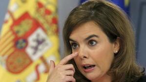 Soraya alerta a la UE sobre los movimientos nacionalistas