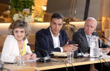Sánchez lanza su órdago a Iglesias para evitar elecciones