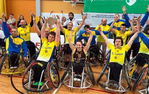 El CD ILUNION busca su segunda Copa de Europa