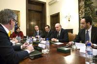 Los partidos españoles muestran su 'unidad' tras el atentado en Kabul
