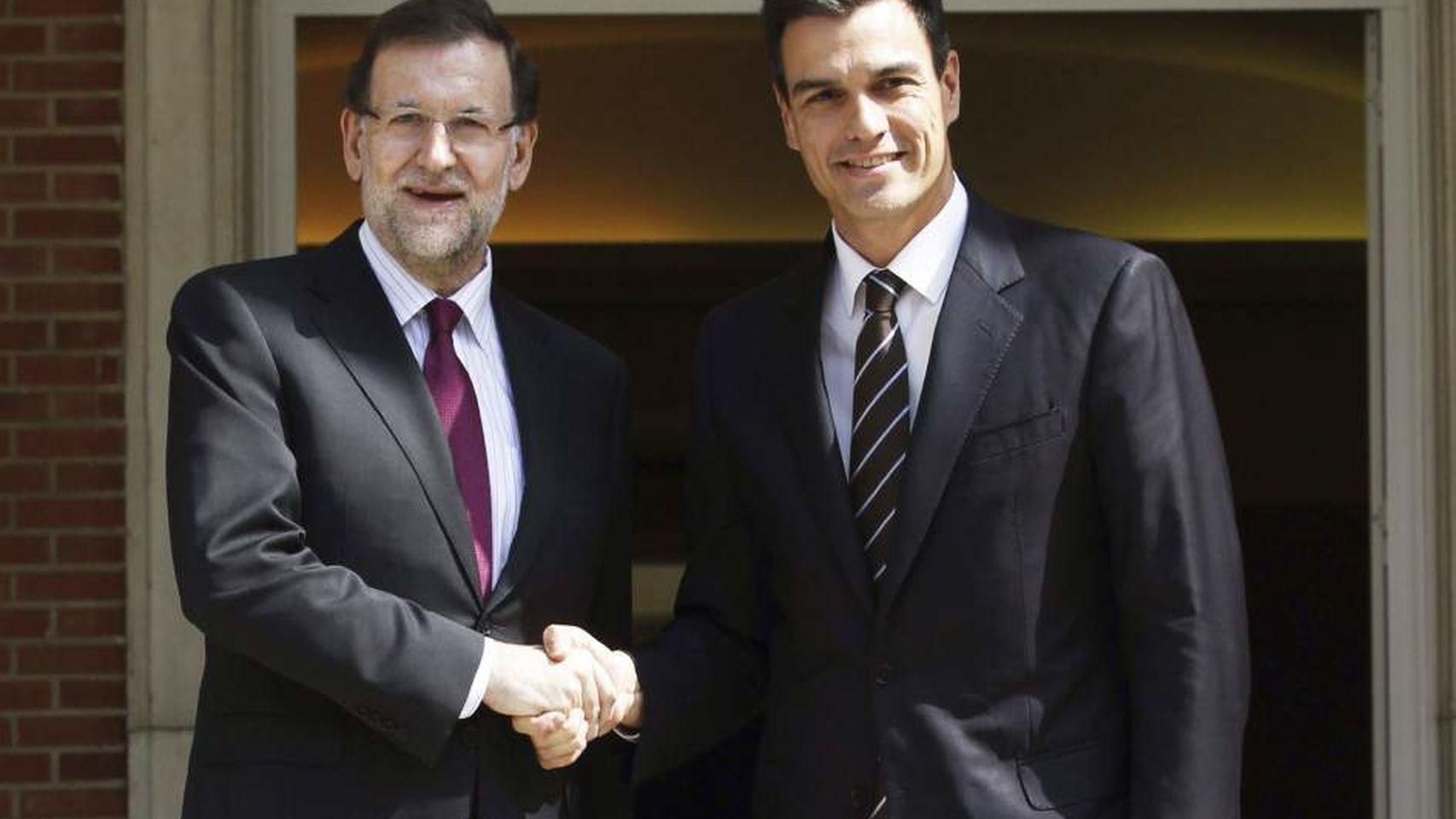 Rajoy no quiere