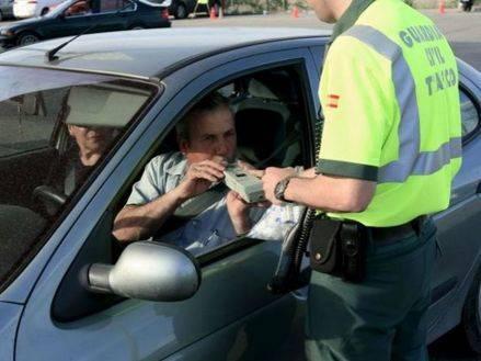 No someterse a la segunda prueba de alcoholemia es ya delito
