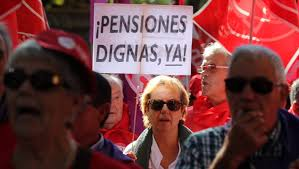 Los sindicatos vuelven a las calles para reclamar pensiones dignas