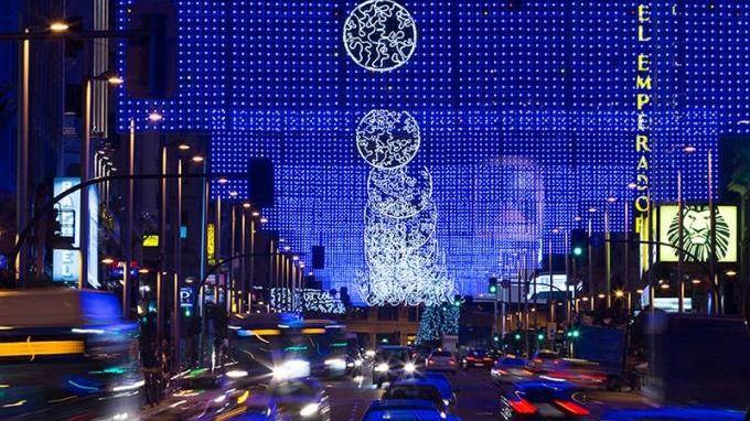 Luce la Navidad